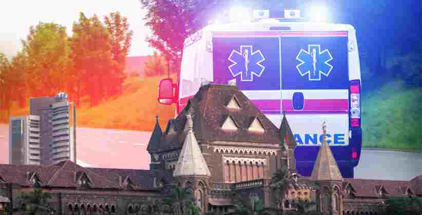 Ambulance Gets Stuck In Pothole, Widow Moves Bombay HC Over Man's Death