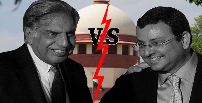 TataMistry Tussle Cyrus Mistry In Supreme Court