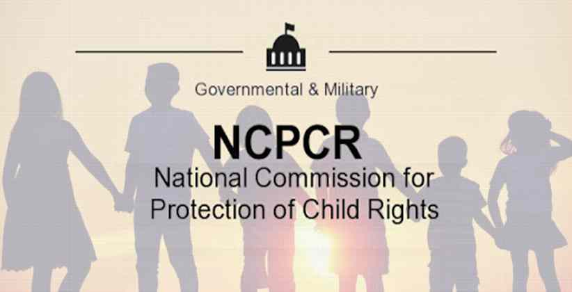 Child Trafficking National Commission for Protection of Child Rights
