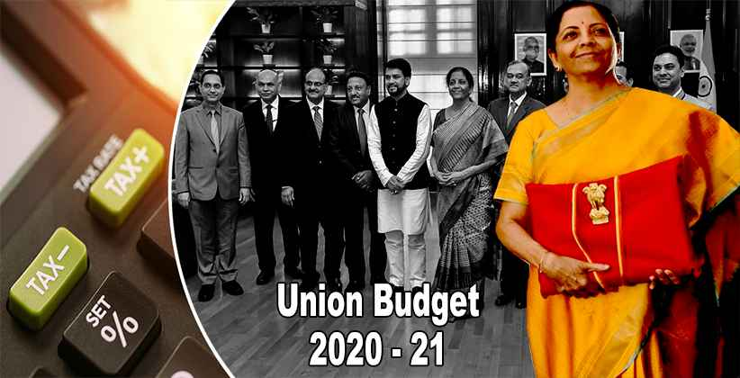 The Most Awaited 2020 Union Budget: Key Highlights [Read Finance Bill]