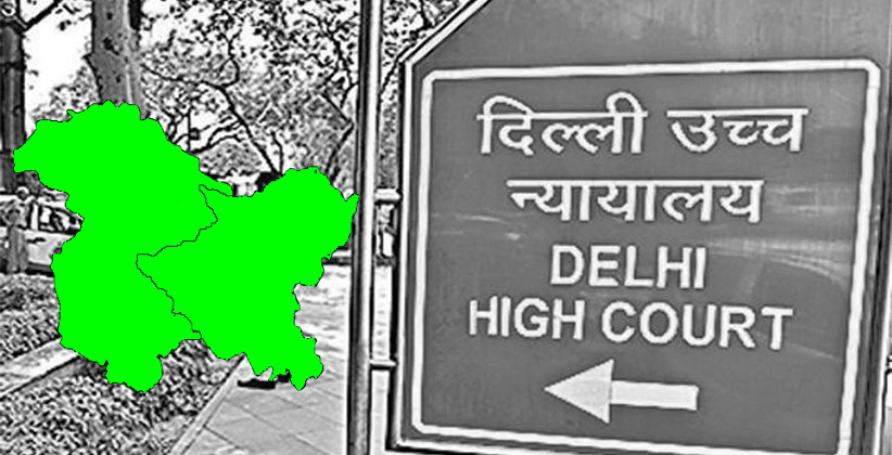 Plea Seeking To Prevent J&K MPs From Entering Parliament Dismissed By Delhi HC