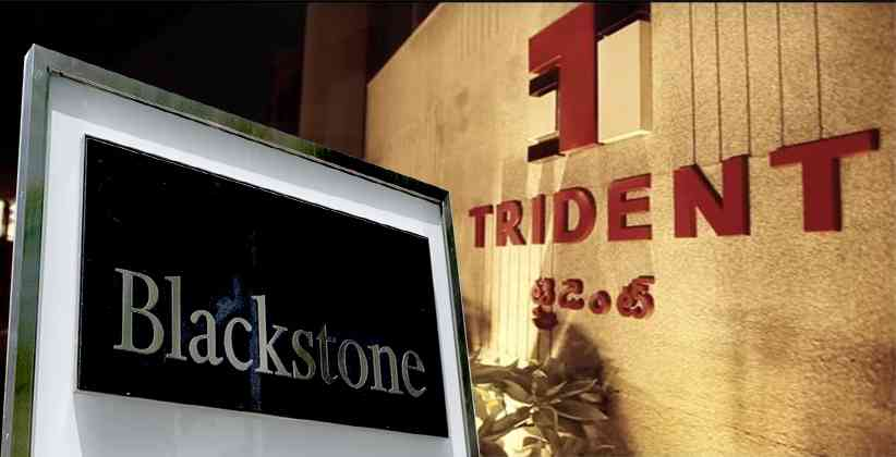 Blackstone Group Acquires 5-Star Hotel Trident For Rs. 585 Crores Approx. After Getting NCLT's Approval