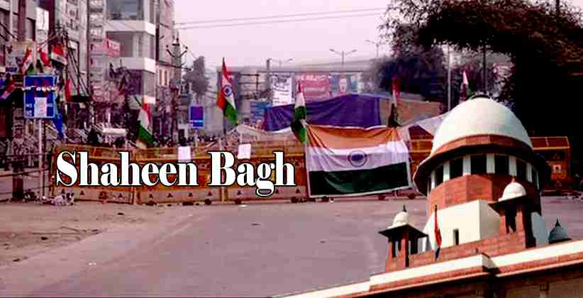 Petition Filed Against Shaheen Bagh Road Blockade, SC Adjourns Hearing To Monday