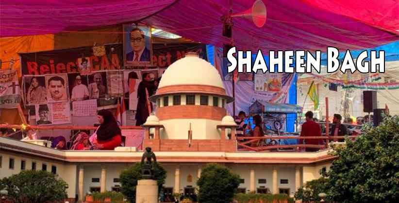 SC Refuses To Pass Interim Order For Clearance Of Shaheen Bagh