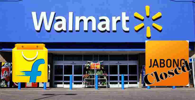 Walmart Owned Flipkart Closes Jabong, Redirects Users To Myntra