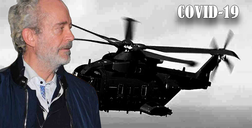 VVIP Chopper Scam Christian Michel Pleas For Interim Bail