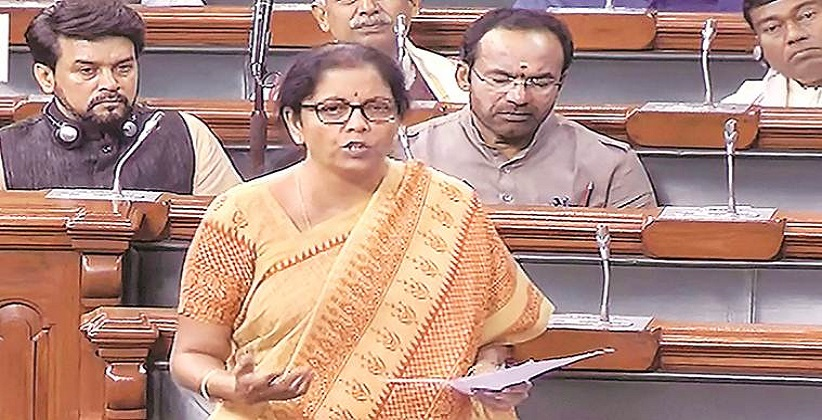 Insolvency And Bankruptcy (Amendment) Bill 2020 Cleared In The Lok Sabha By Voice Vote.