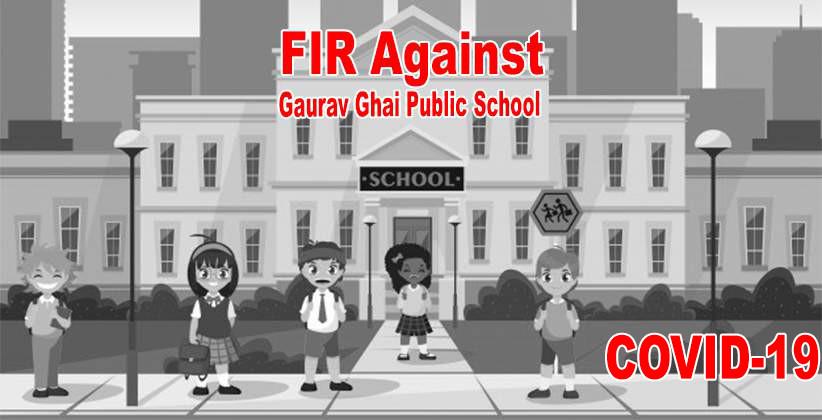 Gaurav Ghai Public School COVID19