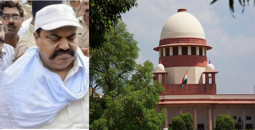 Reconsideration Of Transfer Petition Of Ateeq Ahmed From Deora Jail To High Security Gujarat Prison Refused By Supreme Court
