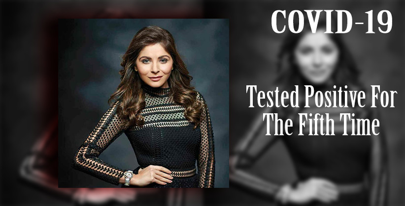 Singer Kanika Kapoor Tested Positive For The Fifth Time For Coronavirus