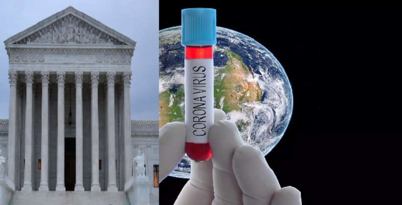 [COVID-19]: US Supreme Court Puts OnHold Google, Oracle and Trump Cases Due To Coronavirus