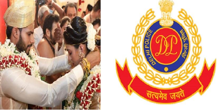 Delhi Police become Baraatis: Escort bridegroom to the wedding venue amidst lockdown.