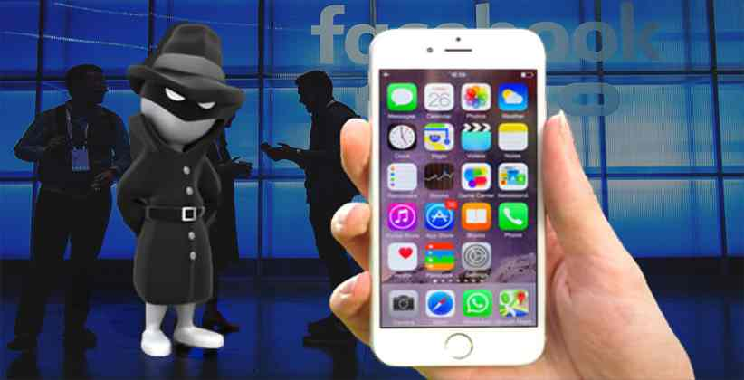 Facebook To Spy On iPhone Users