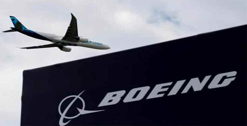 Embraer SA Moves U.S. plane maker Boeing Co