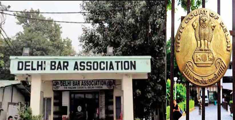 Delhi Bar Association High Court