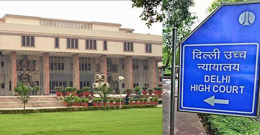 Delhi High Court:New Link for Filling Non-urgent Matters During Lockdown