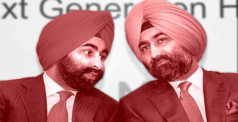 Fortis promoters Malvinder and Shivinder Singh
