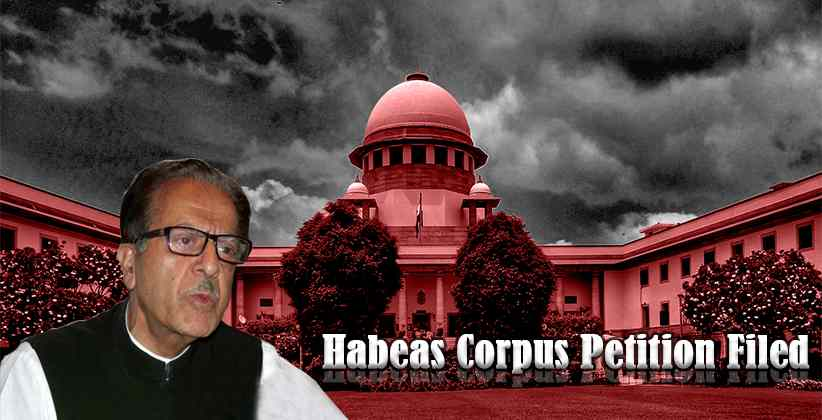 A Habeas Corpus Petition Filed in SC For…