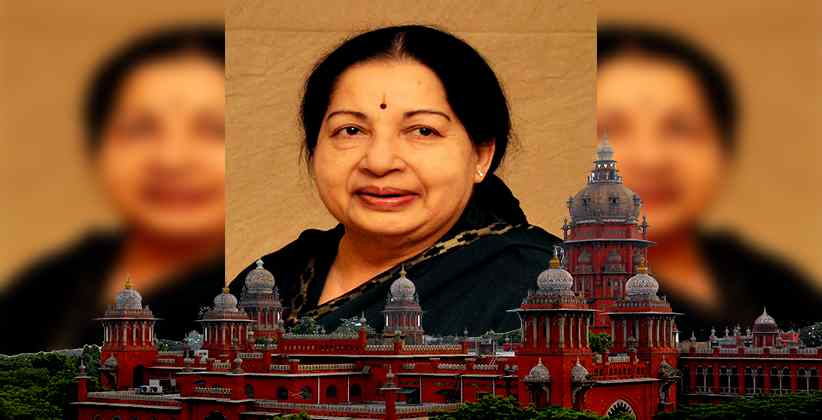 "Use Dr. J Jayalalithaa's House As ""Official…"