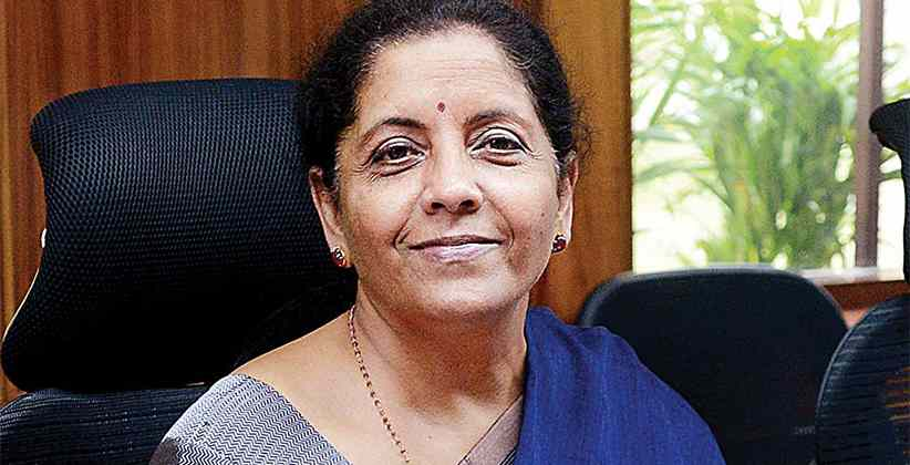Changes in Rules Nirmala Sitharaman