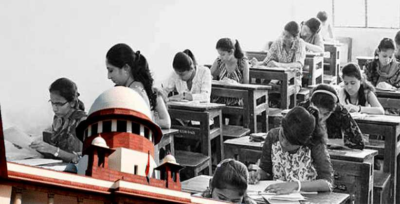 SLP Filed Before the SC, Challenges the Cut Off in the Teachers Recruitment Exam in UP as Arbitrary