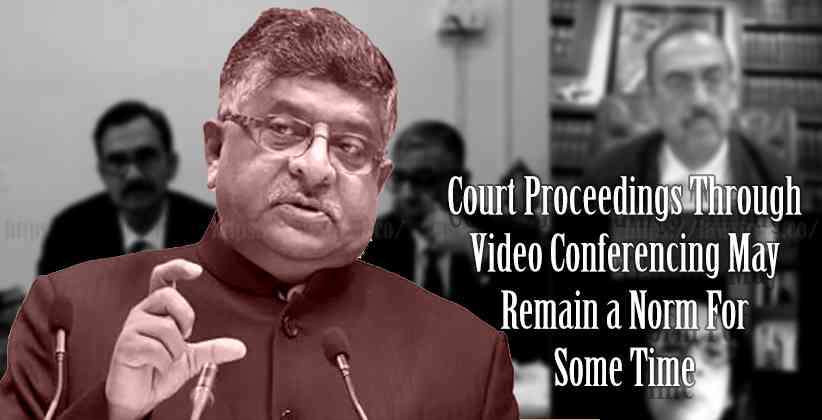 Court Proceedings via Video Conferencing