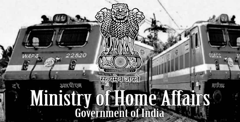 MHA issues guidelines for passenger train restarting from 12th May 2020; only asymptomatic passengers with confirmed e-tickets to be allowed