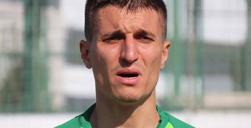 TURKISH FOOTBALLER SUFFOCATES OWN SON