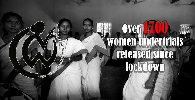 women prisoners released