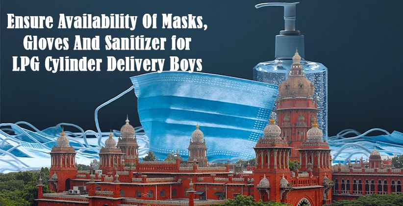 Ensure Availability Of Masks Glove Sanitizer