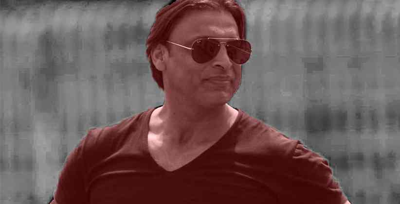 Shoaib Akhtar To Face Legal Action Over Inappropriate Language