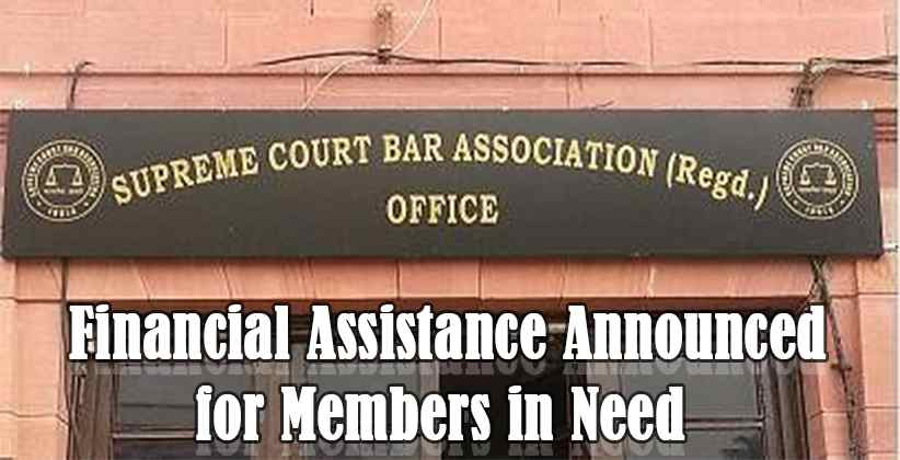 [READ ORDER] SCBA Announces Financial Assistance for Members in Need Amid Covid-19
