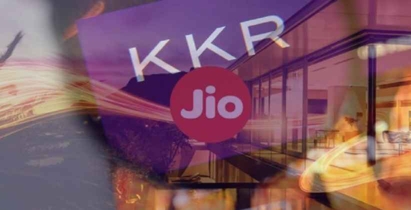 KKR to Invest Rs.11,367 Crore in Jio Platforms for a Stake of 2.32%
