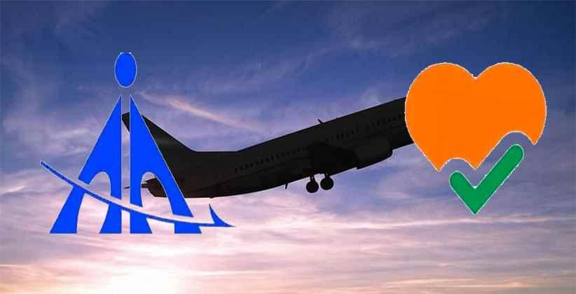 AAI asks Air Passengers to Mandatorily Download Aarogya Setu App and Carry Hand Sanitizers