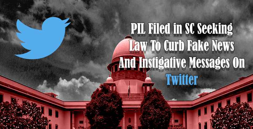 PIL SupremeCourt FakeNews InstigativeMessages Twitter