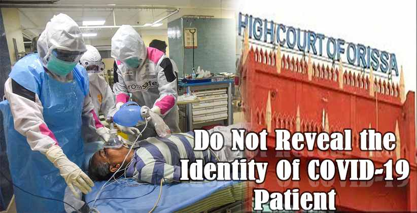 Do Not Reveal the Identity Of COVID19 Patient