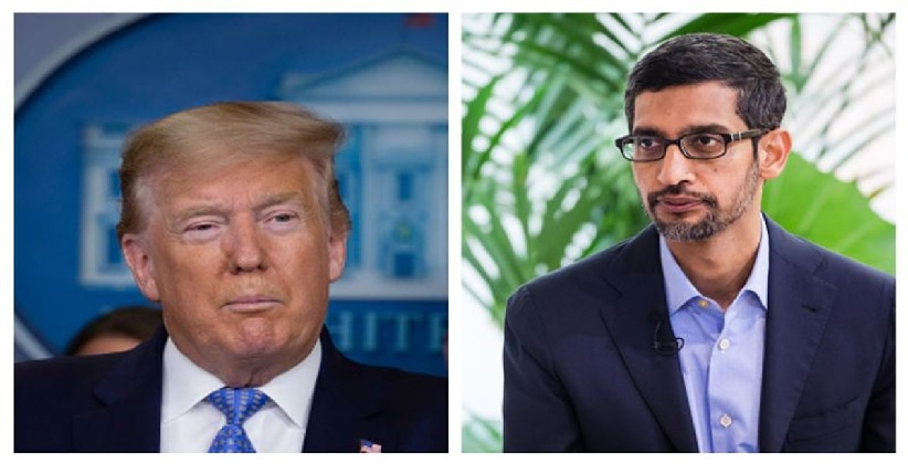 Disappointed by Today's proclamation – Sunder Pichai on Donald Trump's move to suspend H- 1B and other visas
