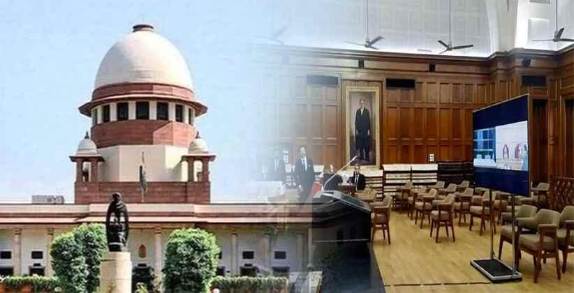 Supreme Court Video-Conferencing Delhi Courts