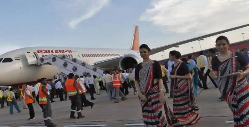Work Less, Get Paid Less- Air India Permanent Staff Given Option to Work for Three Days a Week at 60 percent Pay