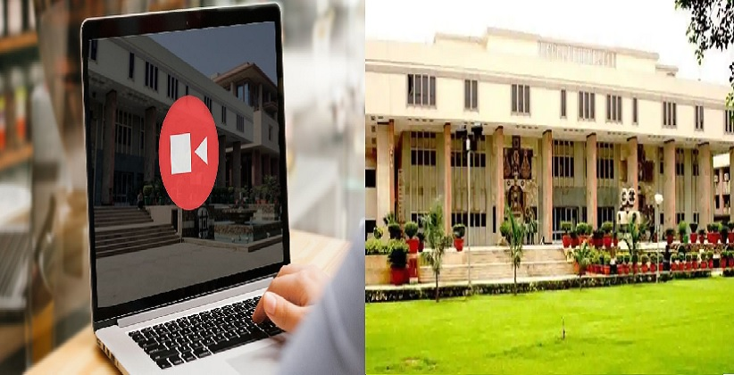 Delhi HC allows public viewing of hearings conducted via video conferencing