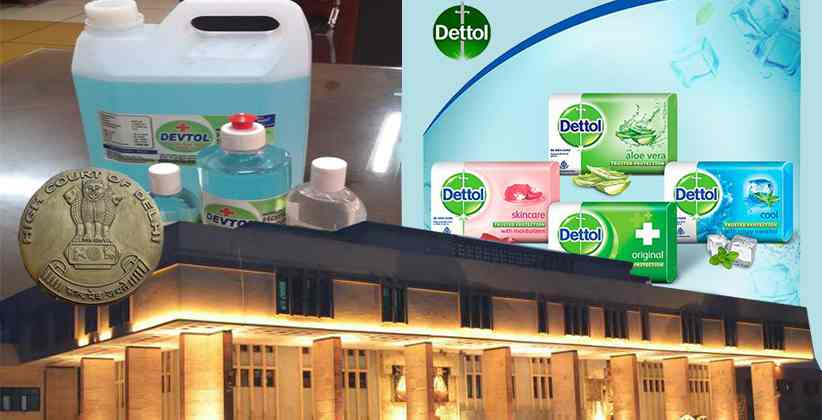 Devtol Hand Sanitizer Trademark Infringement Suit Dettol Soap