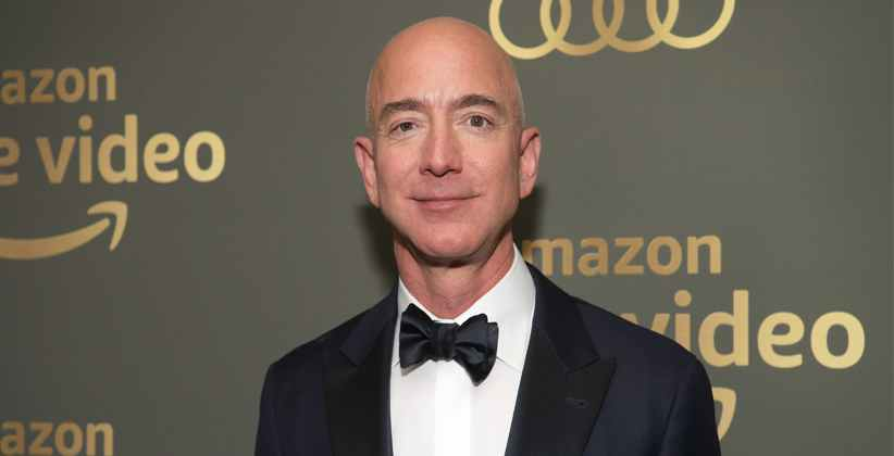 Jeff Bezos To Invest in UK logistics startup Beacon