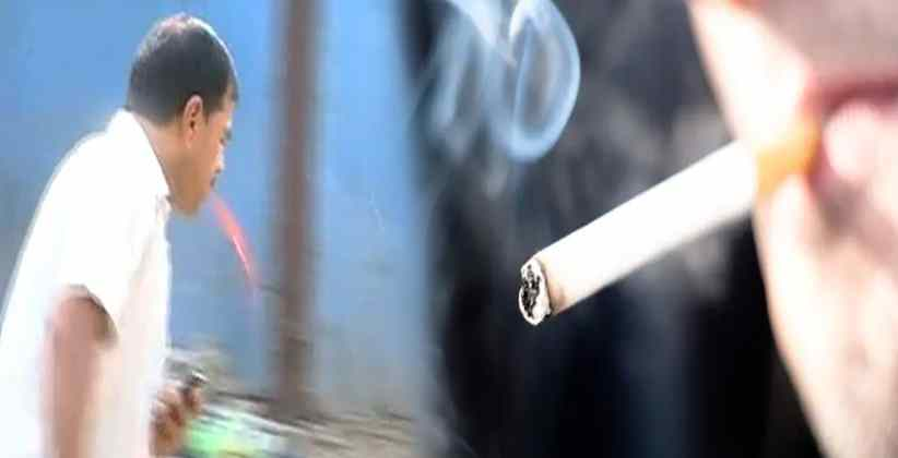 Spitting, Smoking in Public Punishable Offences in Maharashtra