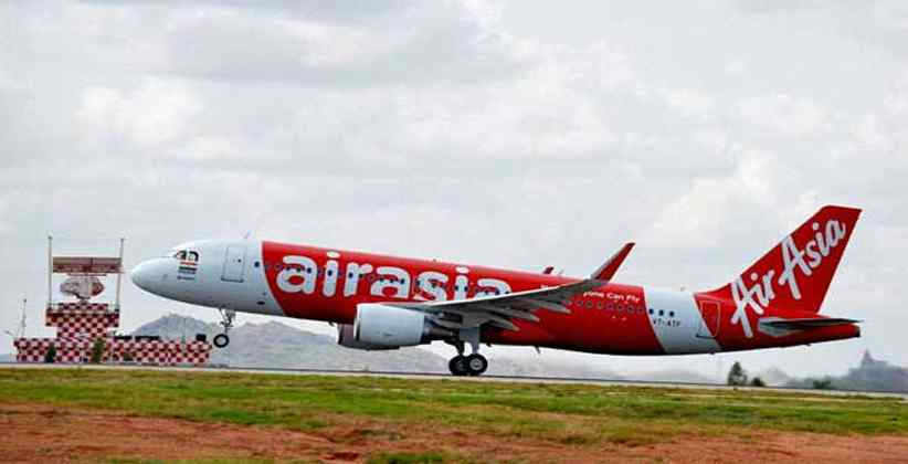 AirAsia India offers to waive one-way base…