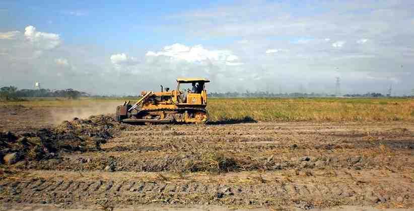 Deprivation of Land Traumatic for Farmer