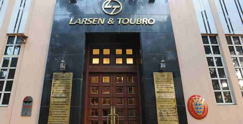 Larsen & Toubro wins contract worth Rs 5,000 crore (estimated) from Telangana Government for Irrigation Project