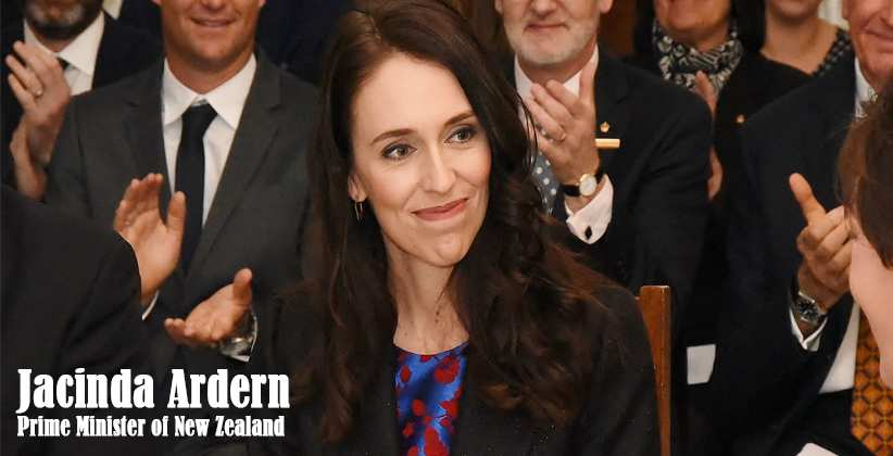 PM Jacinda Ardern New Zealand is Corona-free now