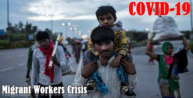 COVID-19 Migrant Workers Crisis: NHRC Intervenes in Suo Motu Case Before Supreme Court [READ APPLICATION]