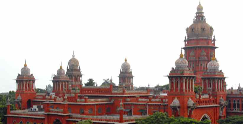 Madras HC Recalls Parole Orders Based on Assurance Given by Police To Provide Quarantine Facilities In Jail