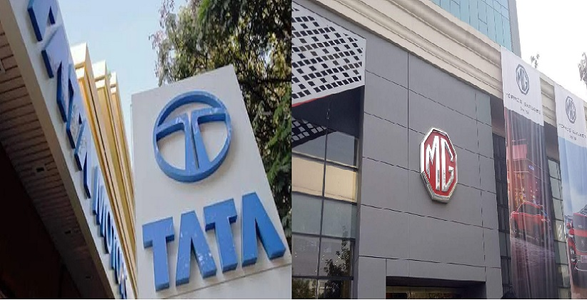 MG Motor India, Tata Power Join Hands to Deploy Superfast Chargers for EVs At Select Locations